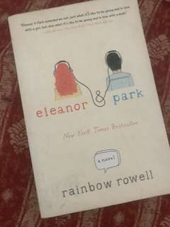 Eleanor & park- rainbow rowell