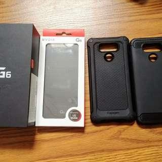 Lg g6 Malaysia set
