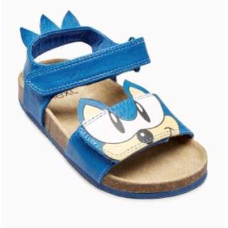 Next Sonic the Hedgehog Corkbed Sandals