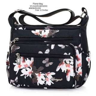 Floral bag size : 11 inches ⚛️5 compartment ⚛️waterproof
