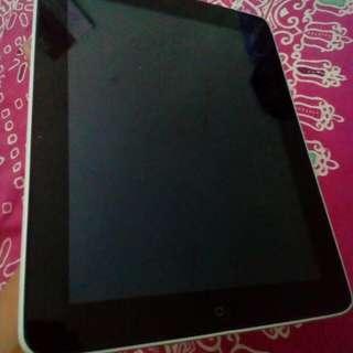 Apple iPad 1 Wi-Fi + 3G (Rare item,released 2010)