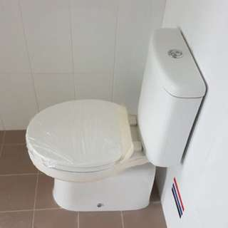 Water Closet/ WC/ Toilet Bowl by HDB BTO