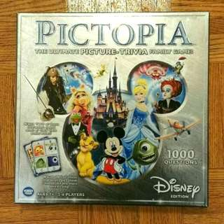 Pictopia Board Game