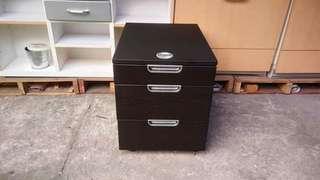 3 Drawer Pedestal Cabinet ⛩️⛩️⛩️