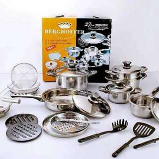 27pcs Berghoffer cookinh set