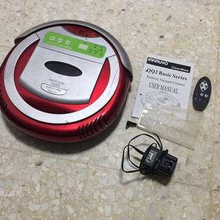 Robot vacuum cleaner Infinuvo QQ2 basic