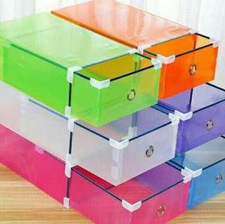 Onhand Shoe box organizer