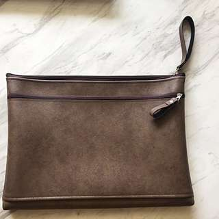 Vintage Laptop Leather Bag 15inch