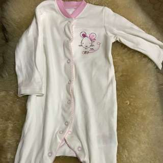 MOTHERCARE SLEEPSUIT NEW