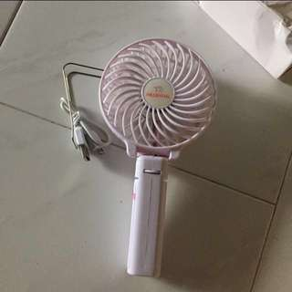 Handheld Portable Fan