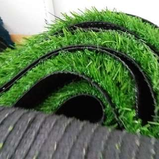 New remnant fake grass