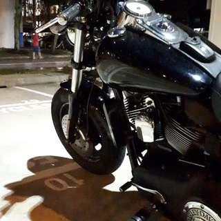 coe 2027 FXDF Dyna Fatbob (2008) Harley Davidson