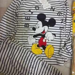 Mickey Mouse (sleeping wear)
