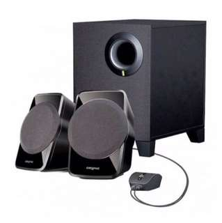 Creative SBS-A120 2.1 Multimedia Speakers (Good Price for a Very Good Brand for a Perfect Performance)