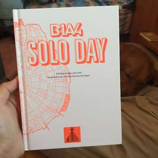B1A4 solo day 專輯💽