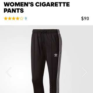 NEW Adidas Cigarette Pants
