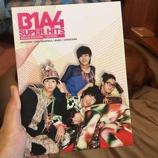B1A4首張專輯