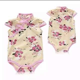 Babies cheongsam
