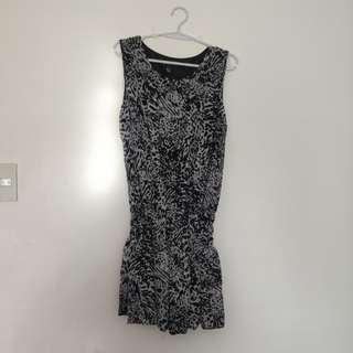 Mango Leopard Dress