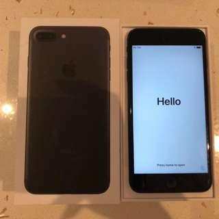 ***iPhone 7 Plus 128GB - Matte Black***