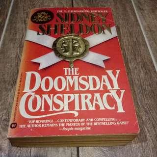 Sidney Sheldon (the Doomsday Conspiracy)