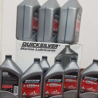 Quicksilver 2t fully synthetic