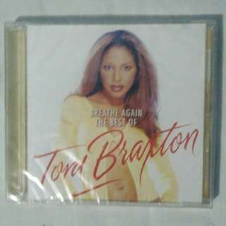 Tony Braxton (Breath Again Album)