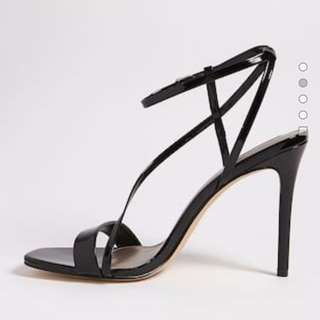 Forever21 strappy heels