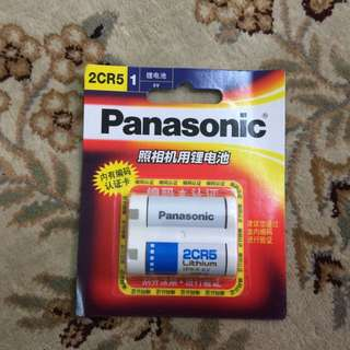 Panasonic 2CR5 Battery ( 6v ) For EOS Film Cameras