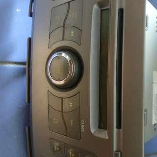 Perodua Alza Original Radio