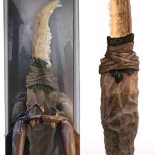 Far Cry Primal Takkar's Dagger Prop Replica Cosplay Wenja Tribe O