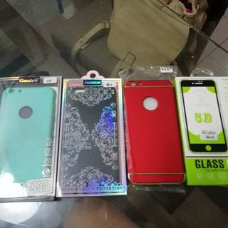 Take All iPhone 6/6s Plus cases bnew/2ndhand