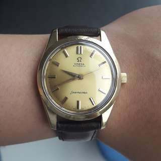 Reduced 1 day only - Omega Seamaster Gold