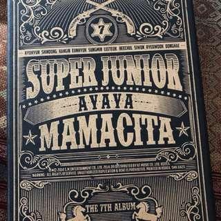 [NEGO] Super Junior the 7th Album MAMACITA with DONGHAE PC