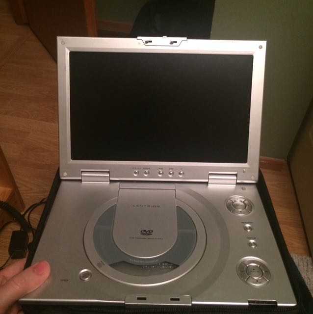 10.2 inch Portable DVD Player