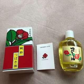 Japanese Camellia Oil - Hair / Skin