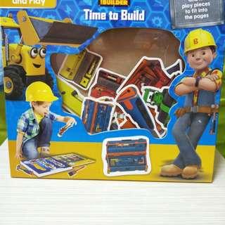 Bob the builder activity book