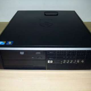 HP Compaq 8200 Elite Small Form Factor PC Intel Core i5 3.10Ghz 4GB 500GB HDD