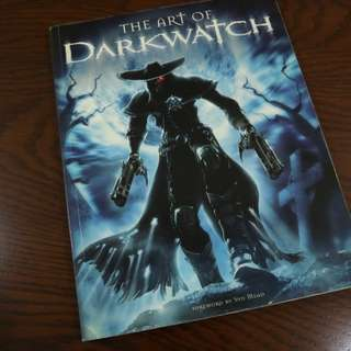 Art of Darkwatch