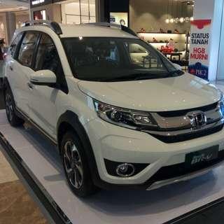 Honda BRV NIK 2017, Special Price. Special Promo. Pesan Sebelum Harga Naik