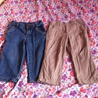 pants 2 for 150