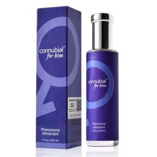 *Original* Connubial Men Sex Flirt Pheromone Attraction Fragrance Spray