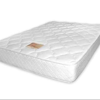 MUST GO! - Natural Health 100% Latex Mattress - Double - RRP $1699