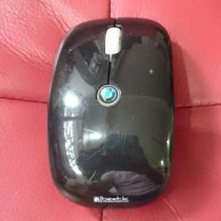 Wireless Optical Mouse - Beetle - Preloved