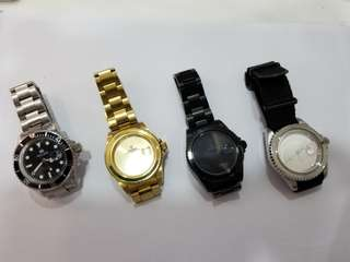 日本牌子 Jam home made x clot 手錶 watch , not Nike Adidas ape
