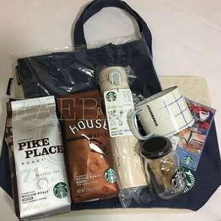 日本直送 2018 Starbucks 褔袋