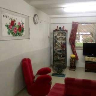 Yishun blk 261, 2+1 for rent