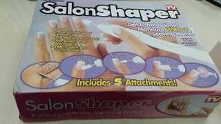 Brand new nail shaper 電動修甲器