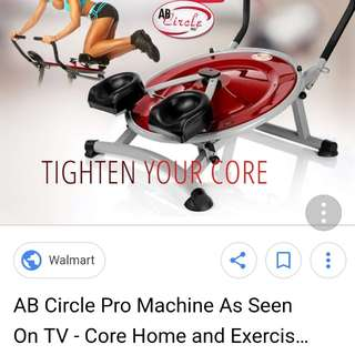 abc circle pro exercise equipment