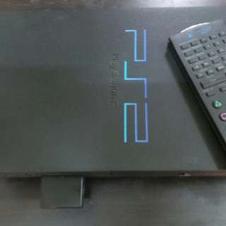 Playstation 2 with Remote Control